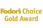 Fodor's Gold Choice Award