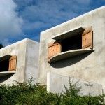 Casa Rectangular at Hix Island House, Vieques Island PR