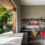 Casa Rectangular - Loft 5 kitchen