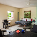 Casa Triangular - Matisse - bedroom