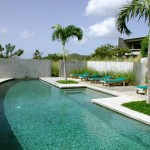 Pool at Hix Island House, Vieques Hotel
