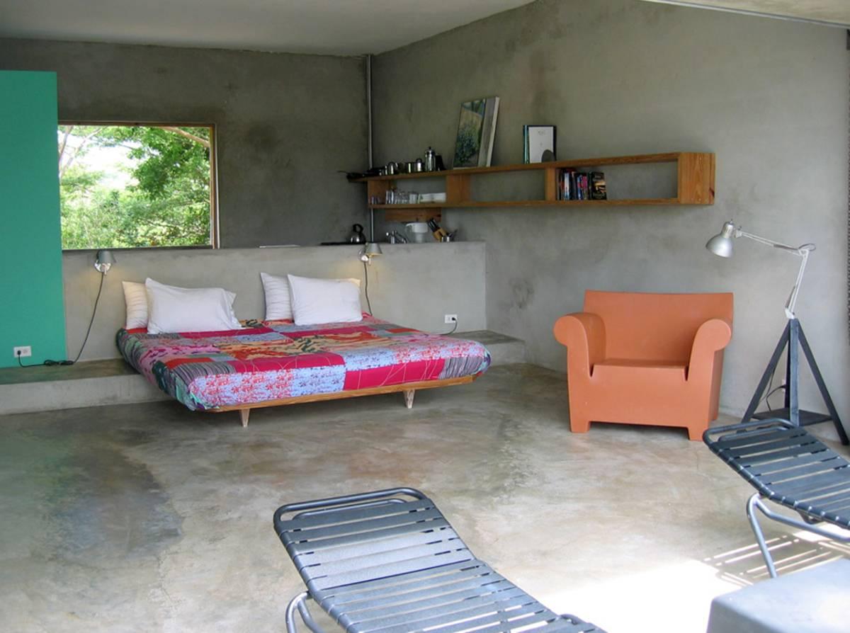 Casa Rectangular – Loft 6