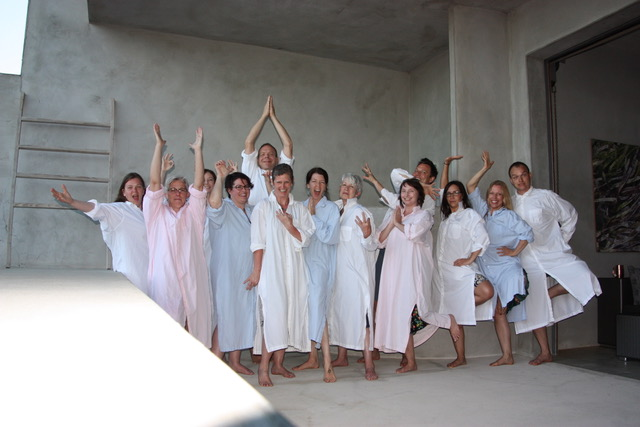 Hix Island House Yoga Retreat