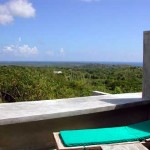 Casa Rectangular - Loft 5 patio