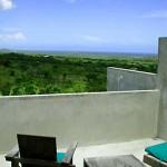 Casa Redonda Loft 3 patio