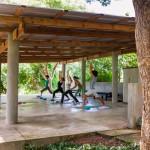 Vieques Yoga at Hix Island House Hotel