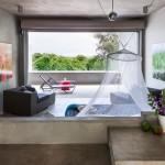 Casa Solaris Loft 3 Caribbean view from kitchen