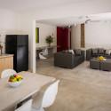 Casa Solaris Loft 5 living and dining areas